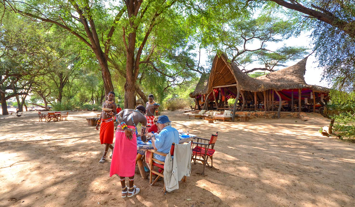 Safari To Elephant Watch Camp With Africa Travel Resource