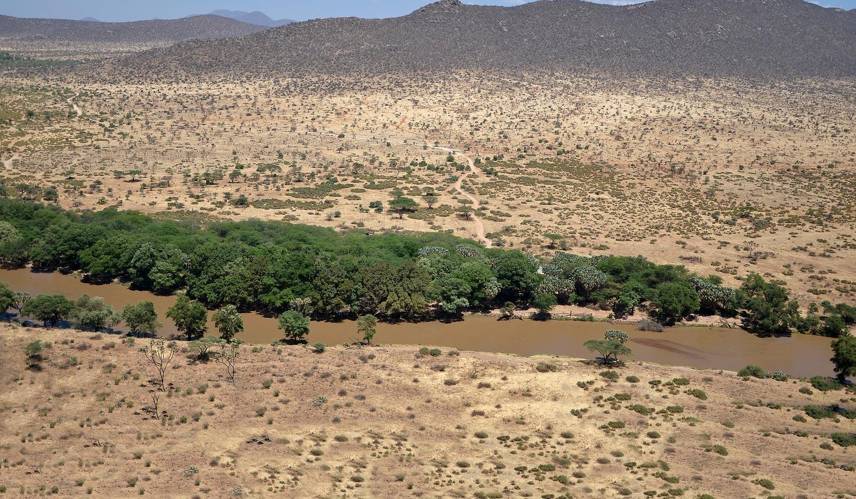 Safari To Larsen's Camp With Africa Travel Resource