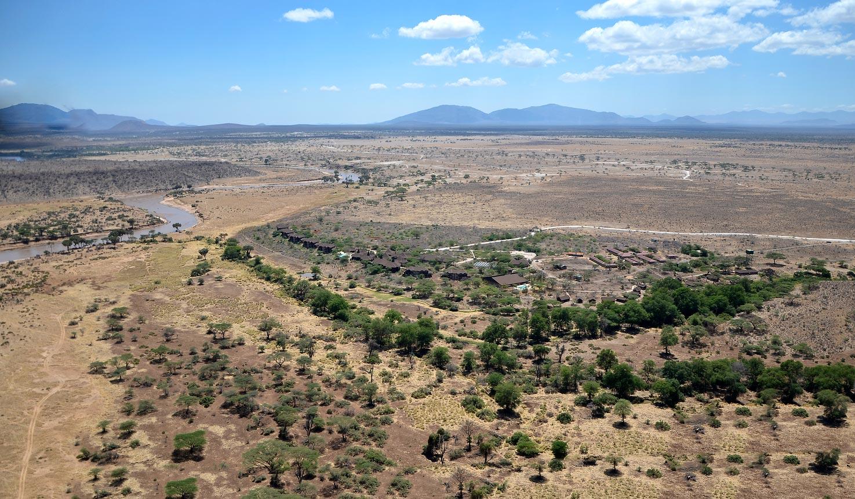 Safari To Samburu Simba Lodge With Africa Travel Resource
