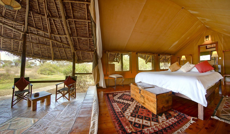 Tortilis camp Amboseli NP