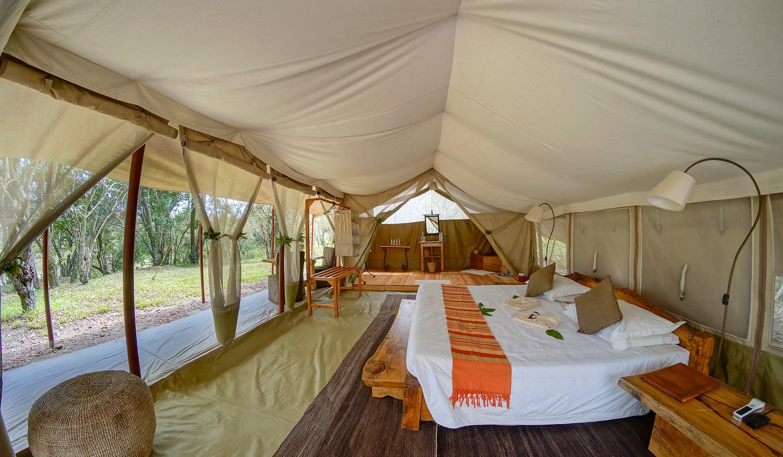 Naibor Camp, Main Naibor Room Image 1
