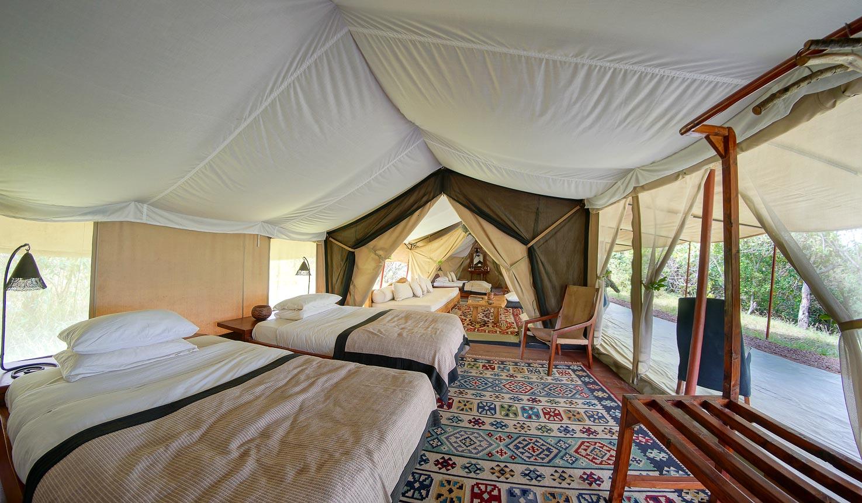 Naibor Camp, Little Naibor Suite Image 1