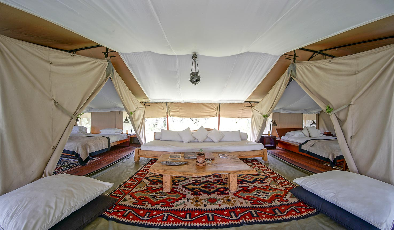 Genial Naibor Camp, Little Naibor Suite Image 2