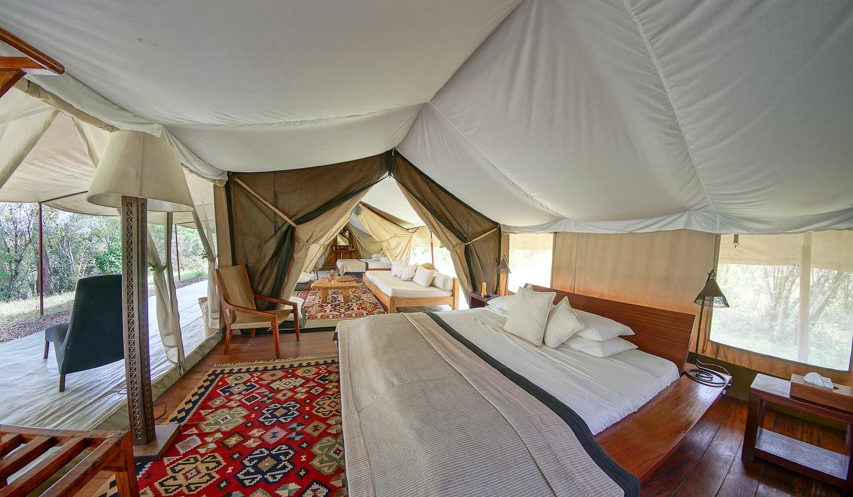 Exceptionnel Naibor Camp, Little Naibor Suite Image 3