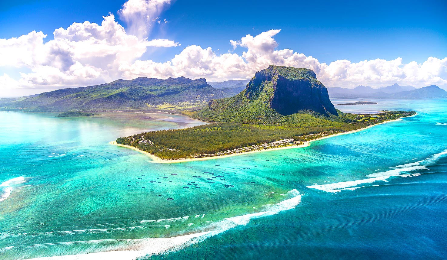 Tropical Island Beach Ambience Sound: Mauritius Safaris With Africa Travel Resource