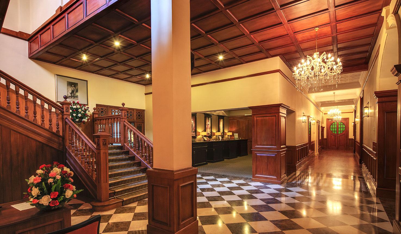 Safari To The Grand Hotel Nuwara Eliya With Africa Travel Resource