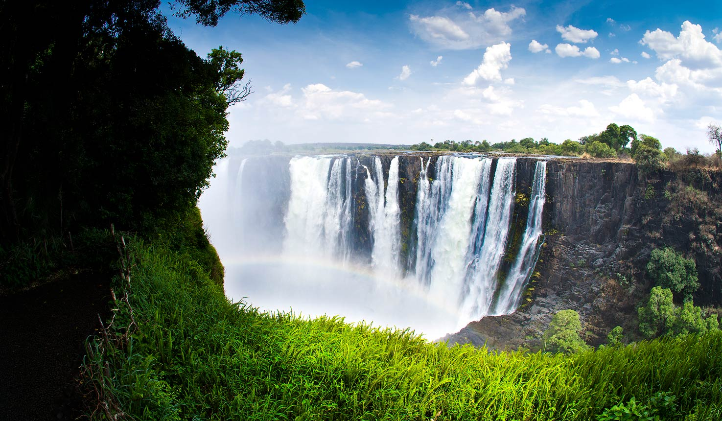 Rooms: Safari To Victoria Falls Hotel With Africa Travel Resource